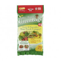 Green Bags for food safety