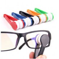 Microfiber spectacles cleaner