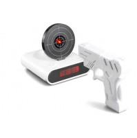 Modinātājs ar infrasarkano pistoli un mērķi