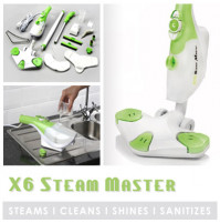 Steam Mop H2O SIX IN ONE Steam Master x6