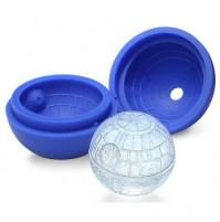 Silicone Forms Death Star