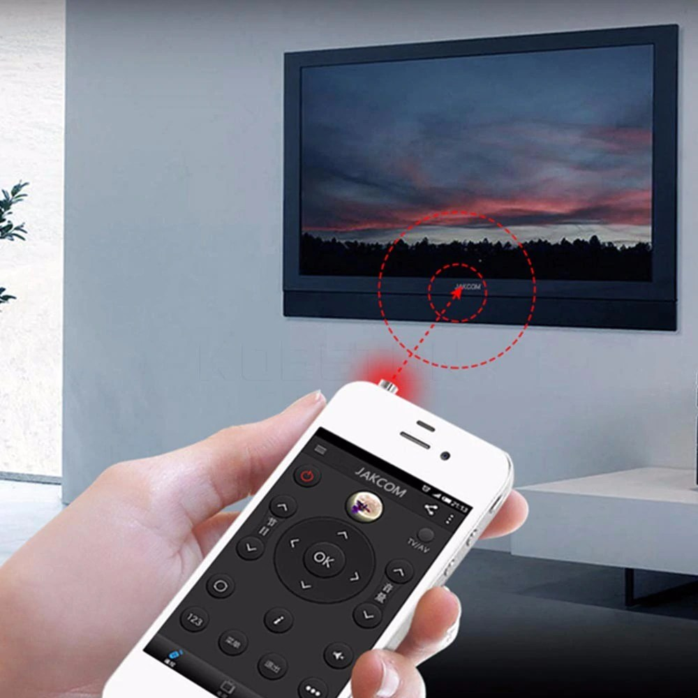 Infrared remote control for iphone Smart Universal IR Remote Control Controller For Air Conditioner TV DVD Projector