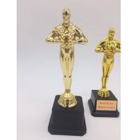 Apzeltītā Kino Akadēmijas balva - statuete Oskars