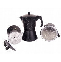 Stainless Steel Espresso maker Stovetop x 9 cups