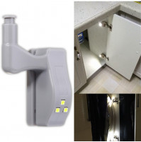 Wardrobe Furniture Light - Smart LED Night Light Lamp Sensor Lamp DC12V
