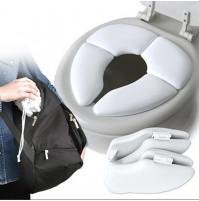Portable Toilet Seat Folding Non Slip Toilet Pads Portable Reusable Toilet Training Seat