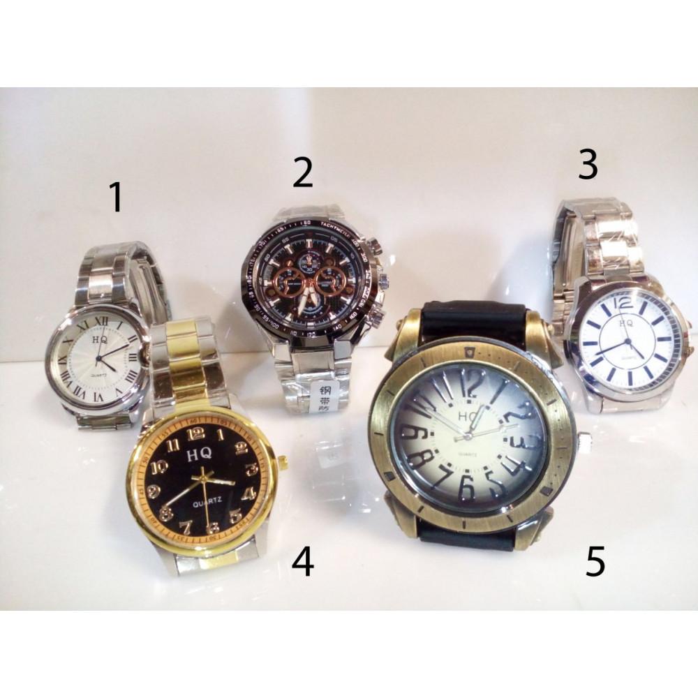 Stylish men wrist watch HQ with metal wristlet
