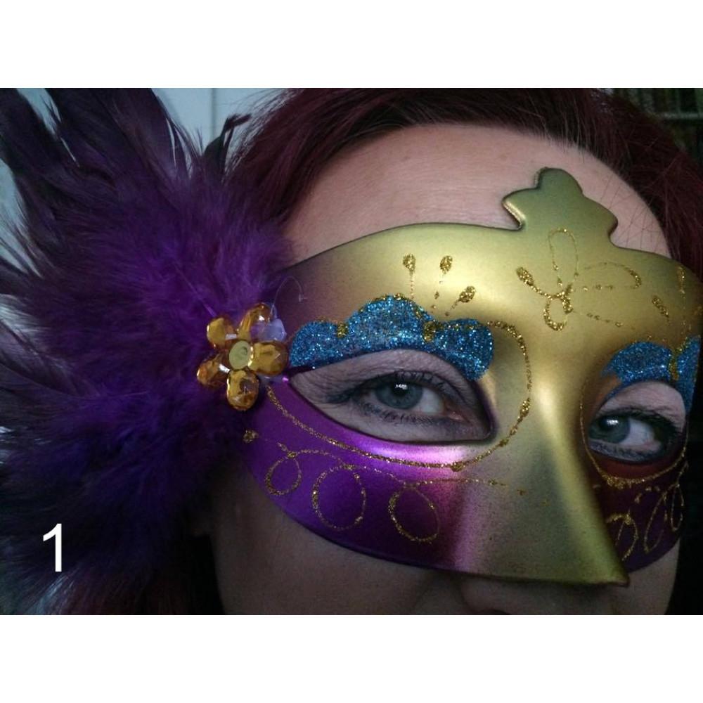 Karnevāla maskas