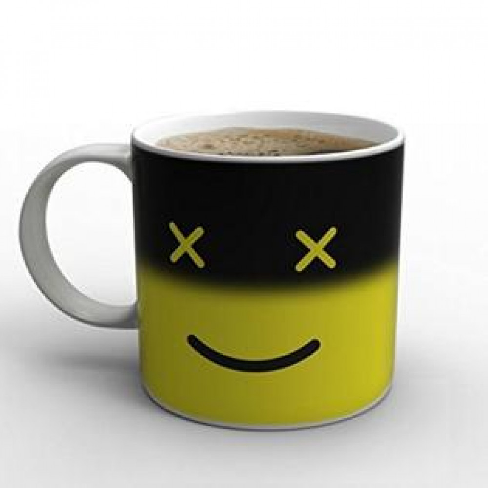 Ceramic Monday Mug 300ml