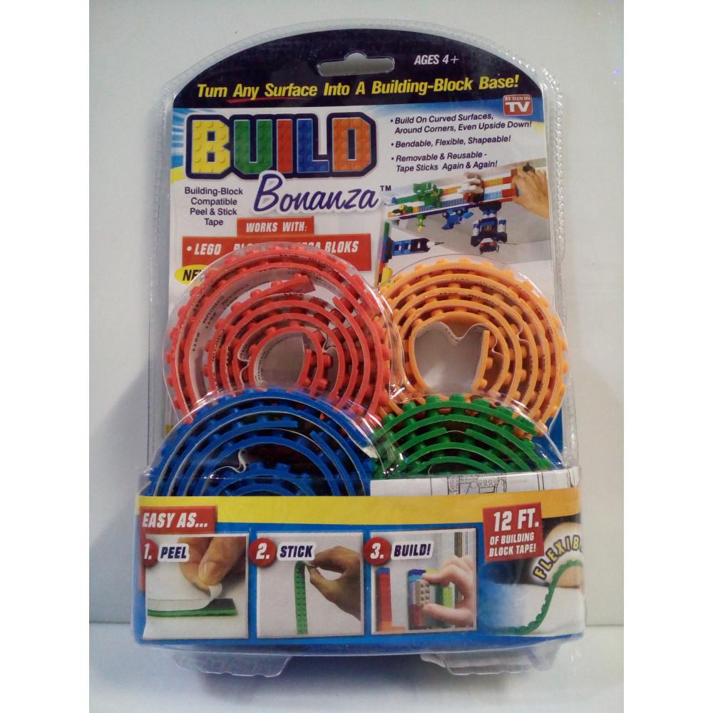 Build Bonanza flexible tape designer set