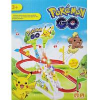 Galda spēle Pokemon Go treks