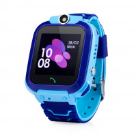Waterproof Smart Touchscreen Watch Kids Tracker GW600S Wonlex with GPS - touchscreen, mathematic game, calling functions / BANNED BY PTAC