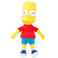 Plush Toy Bart Simpson or his relatives - Homer Simpson, Marge Bouvier, Amber Simpson