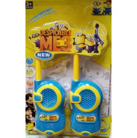 Minion radio set