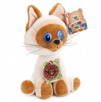 The Cat named Gav Cartoon Toy with russian chip