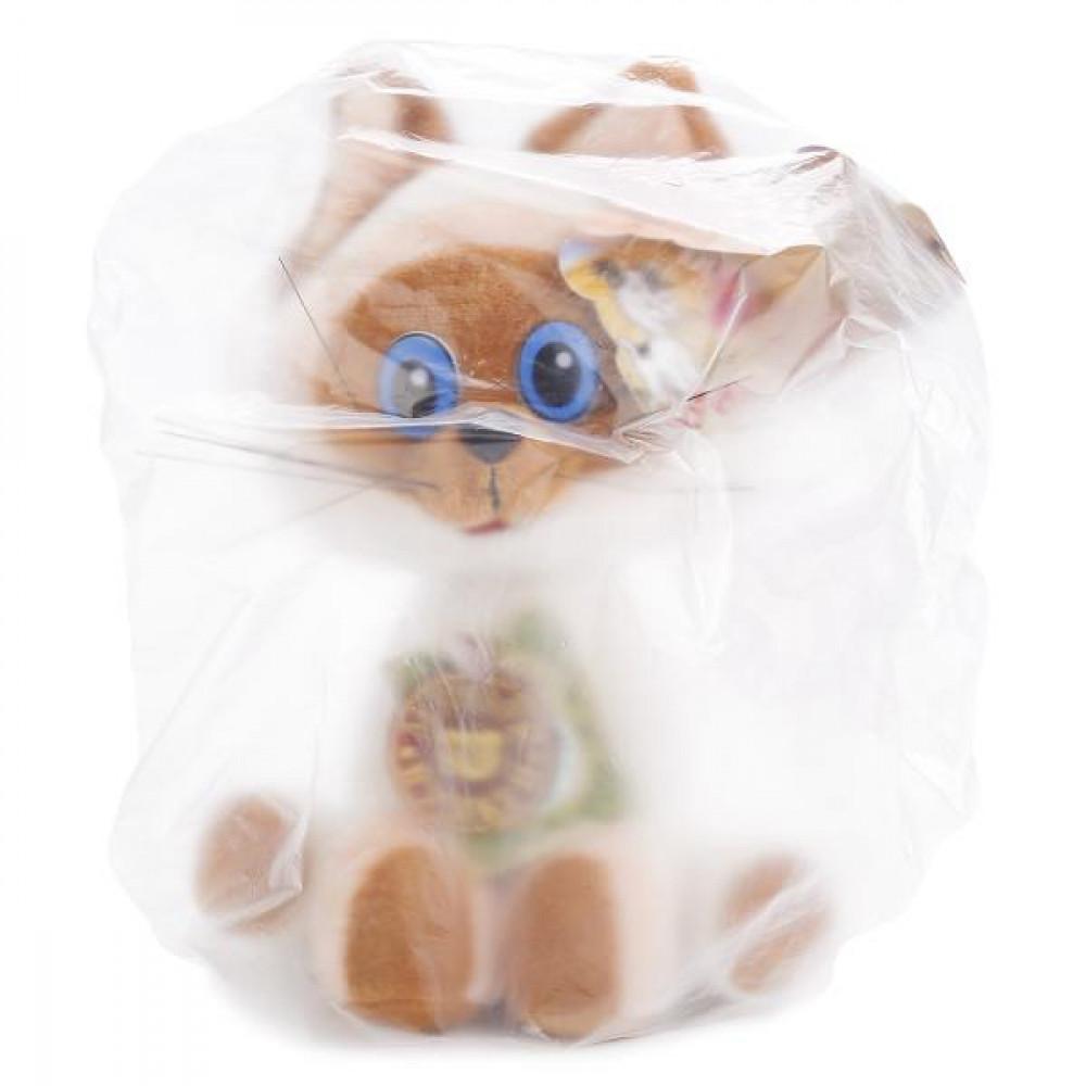 Mīkstā rotaļlieta Multi-Pulti - Kaķis Gavs no multenes ar krievu balss čipu