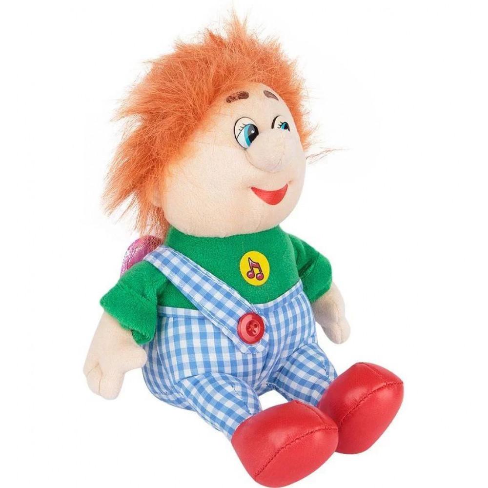 Mīksta rotaļlieta Karlsons no multenes Mazulis un Karlsons, ar krievu balss moduli