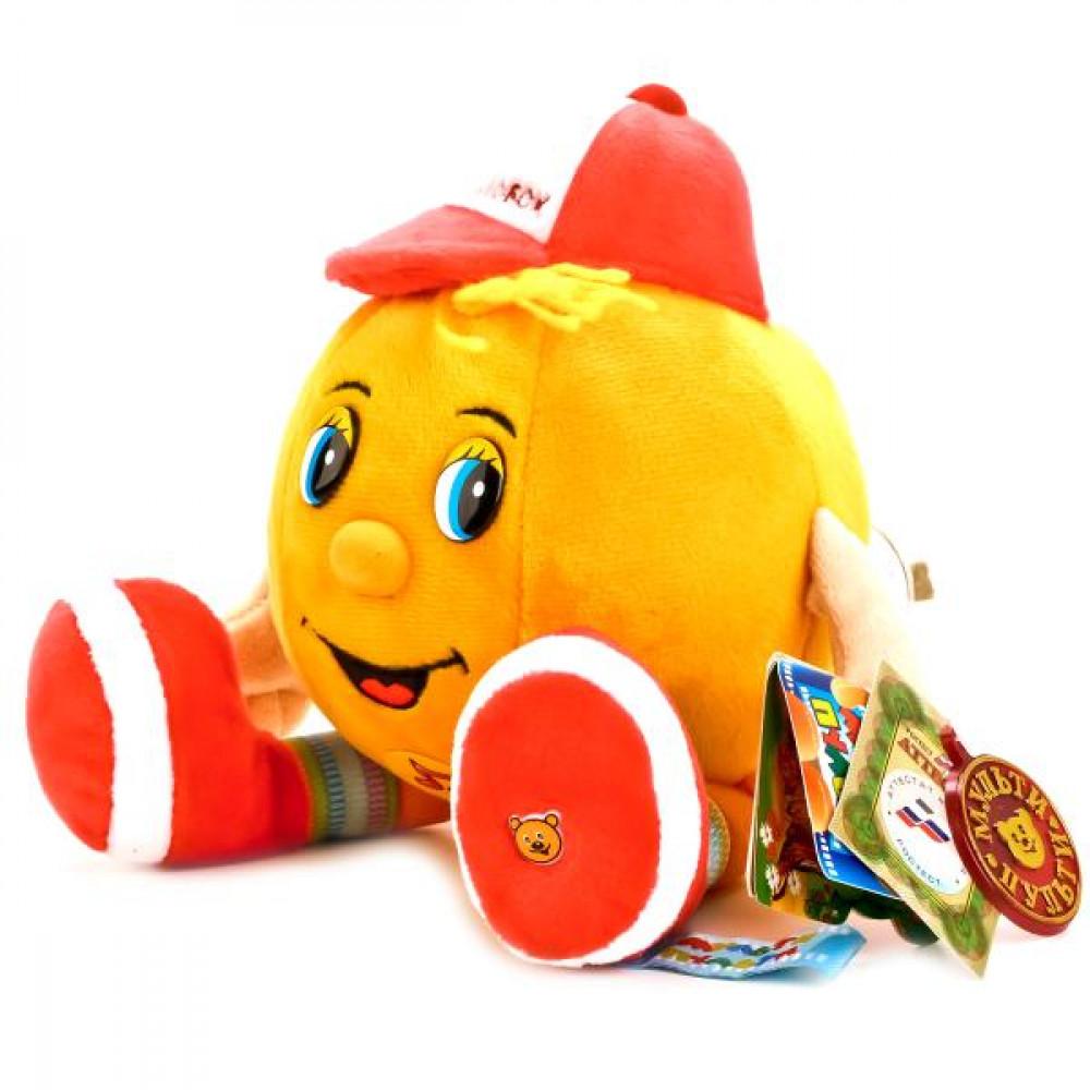 Mīkstā rotaļlieta Multi-Pulti - Kukulītis ar krievu balss čipu