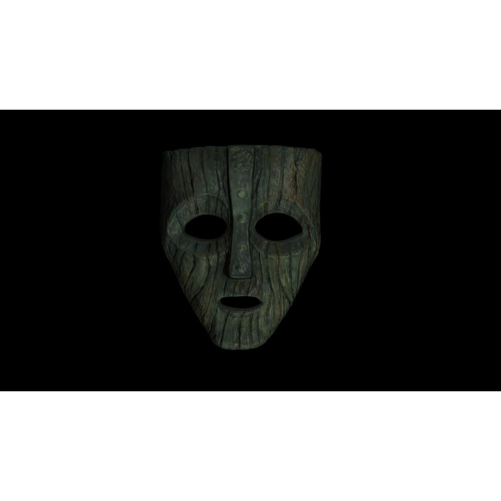 Loki Mask from The Mask movie