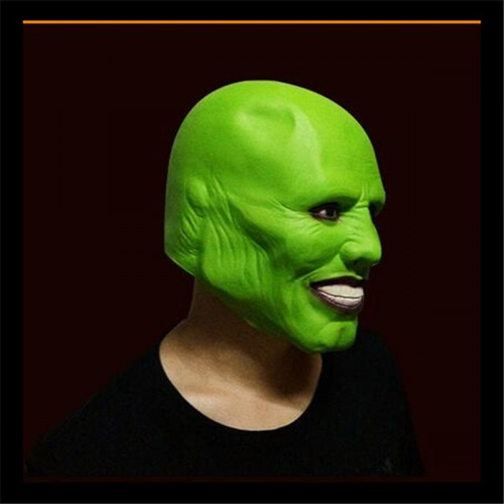 Mask from The Mask movie