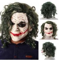 Latex Joker mask from Batman vs. Joker DC movies