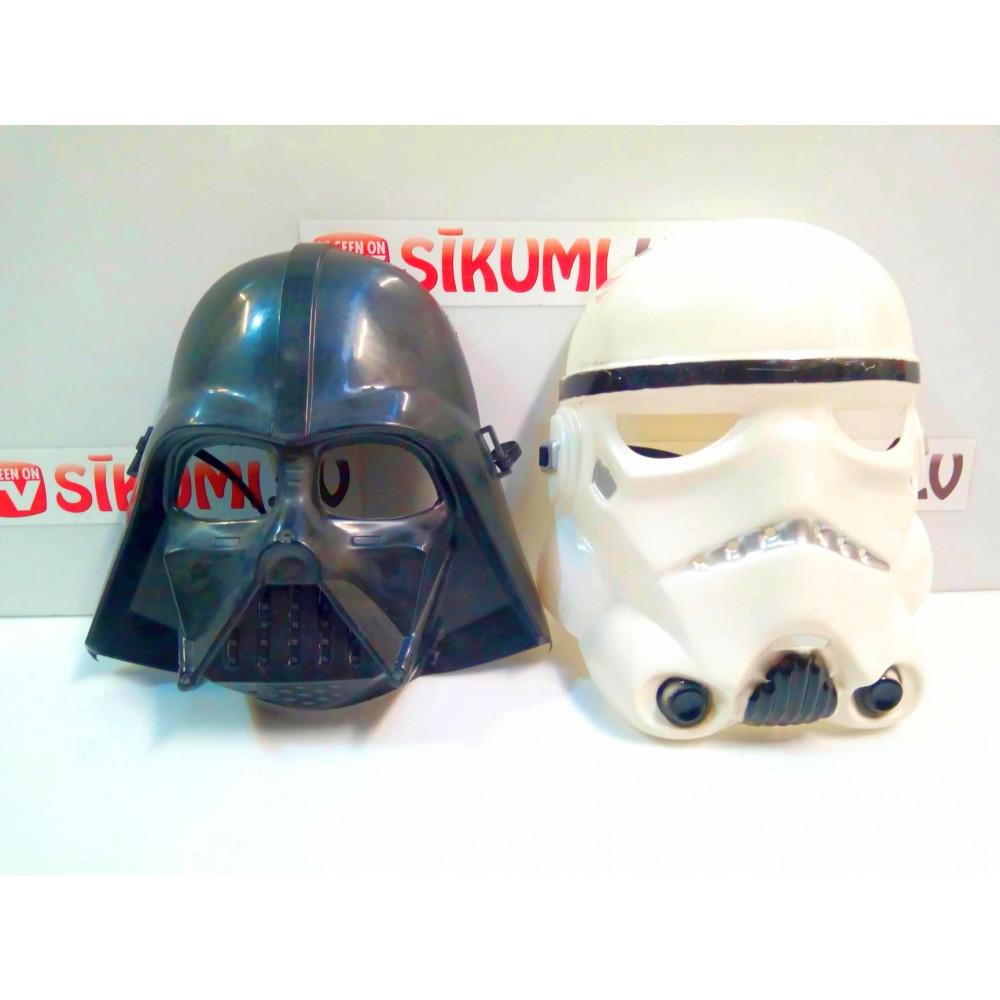 Darth Vader or Stromtrooper's mask
