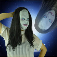 Dead Zombie Witch Face Mask