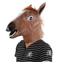 Horse head Face Mask
