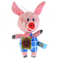 Soft Toy Piglet from Winnie-the-Pooh Sovjet cartoon adaptation