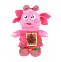 Soft toy LUNYA the friend of Luntic from Luntic and his friends series, with RUSSIAN CHIP