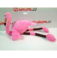 Soft Toy Pink Flamingo