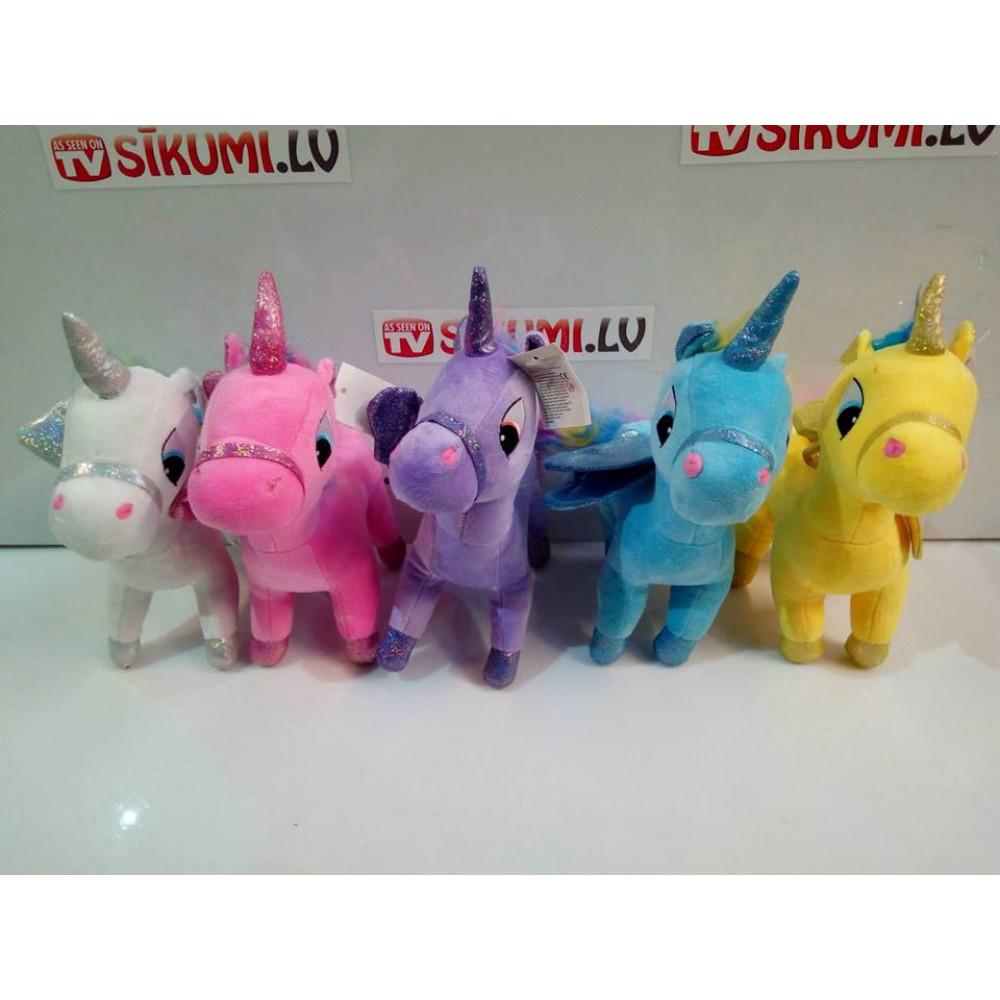 Soft plush toy Unicorn