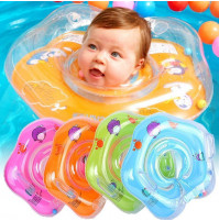 Drop Neck Baby Swim Float Ring for Safe Swimming  / banned by PTAC