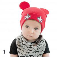 Ausainā cepure bērniem (dažādi veidi)