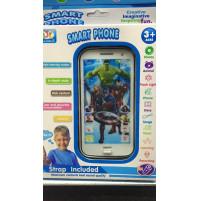 """Interaktīvais bērnu mobilais telefons """"Marvel"""""""