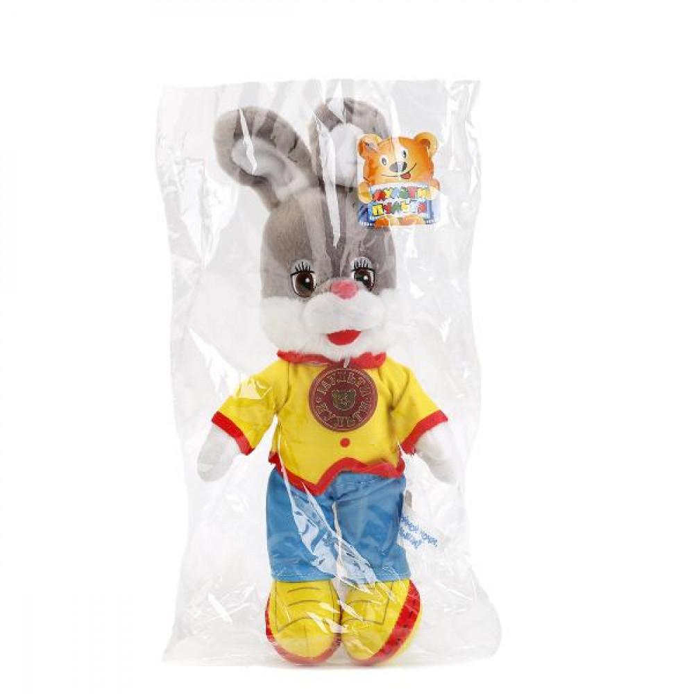 Mīksta rotaļlieta Stepaška no raidījuma Arlabunakti mazuļi, ar krievu balss moduli