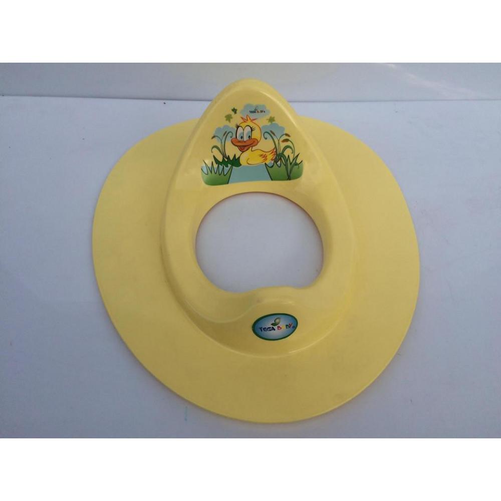 Antibacterial kids toilet seat