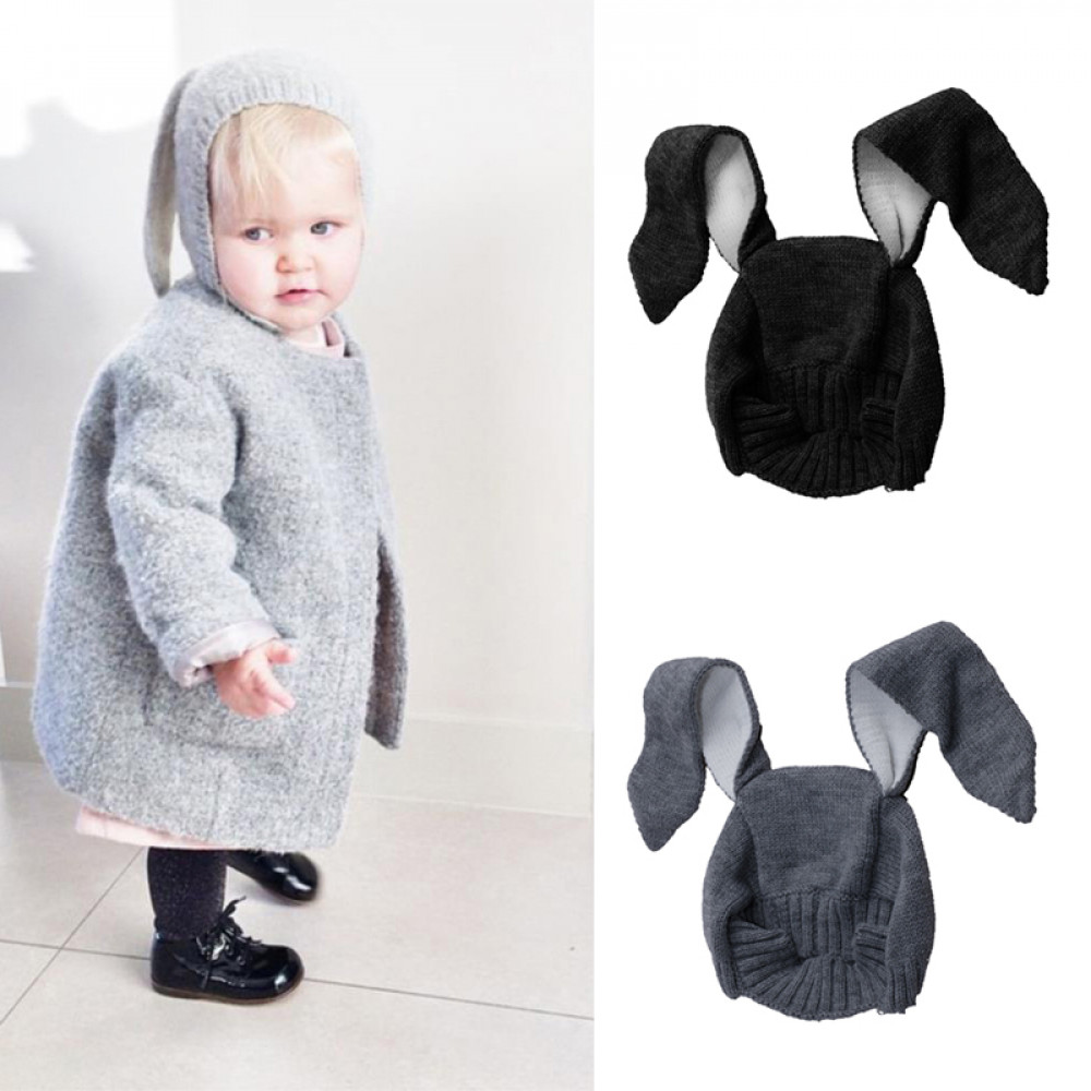 1Pc Rabbit Ears Baby Cap