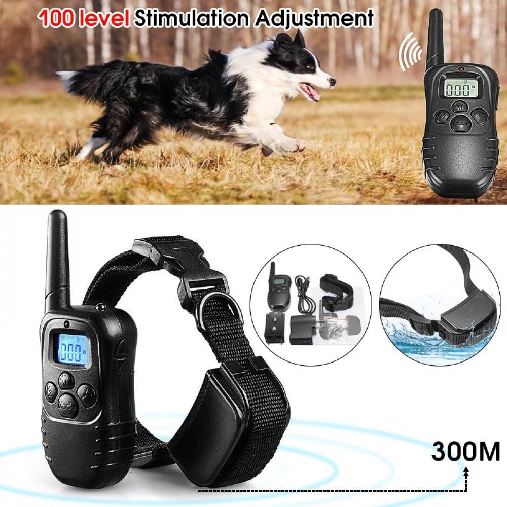 Dog electronic training remote collar