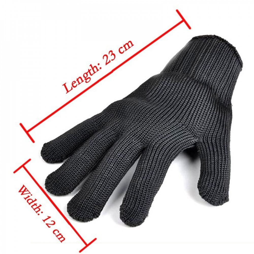 Dyneema Mesh Gloves - Knife Protective Glove