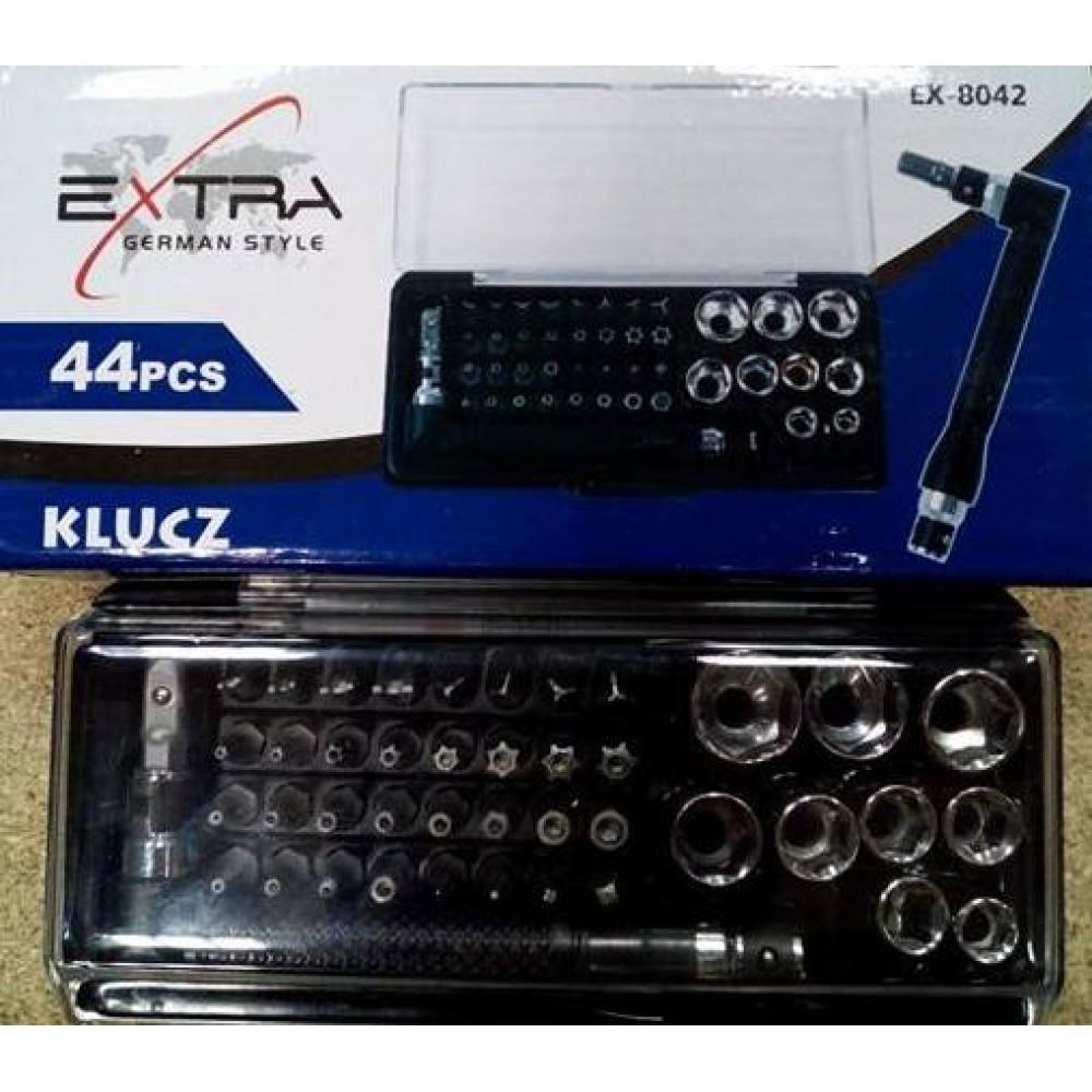 44 pcs key kit