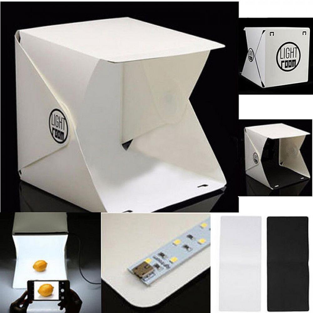 Photo Studio Shooting SoftBox Lightbox Cube - Shibusa Studio
