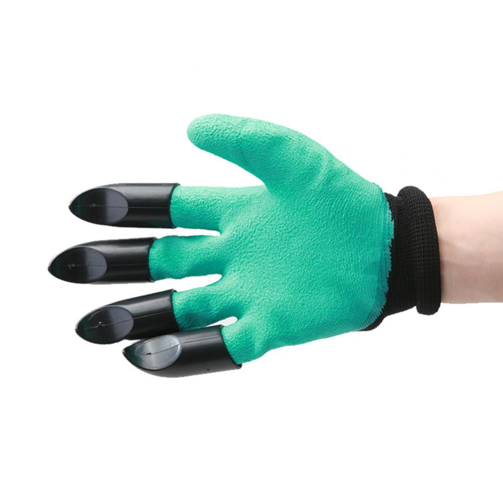Dārza cimdi ar nagiem Garden Genie Gloves