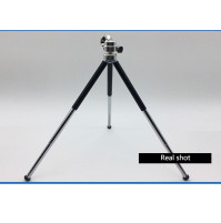 Three sections adjustable Metal portable Tripod - Phone holder