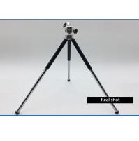 Metāla pārnēsājamais statīvs tālrunim vai kamerai