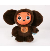 Talking soft toy Cheburashka
