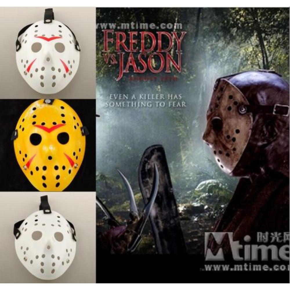 Džeisona vai Fredija no šausmu filmas Piektdiena, 13.  hokeja maska