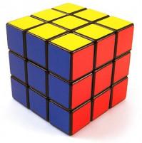 Prāta spēle  Rubika kubiņš