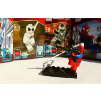 Spiderman minifigures