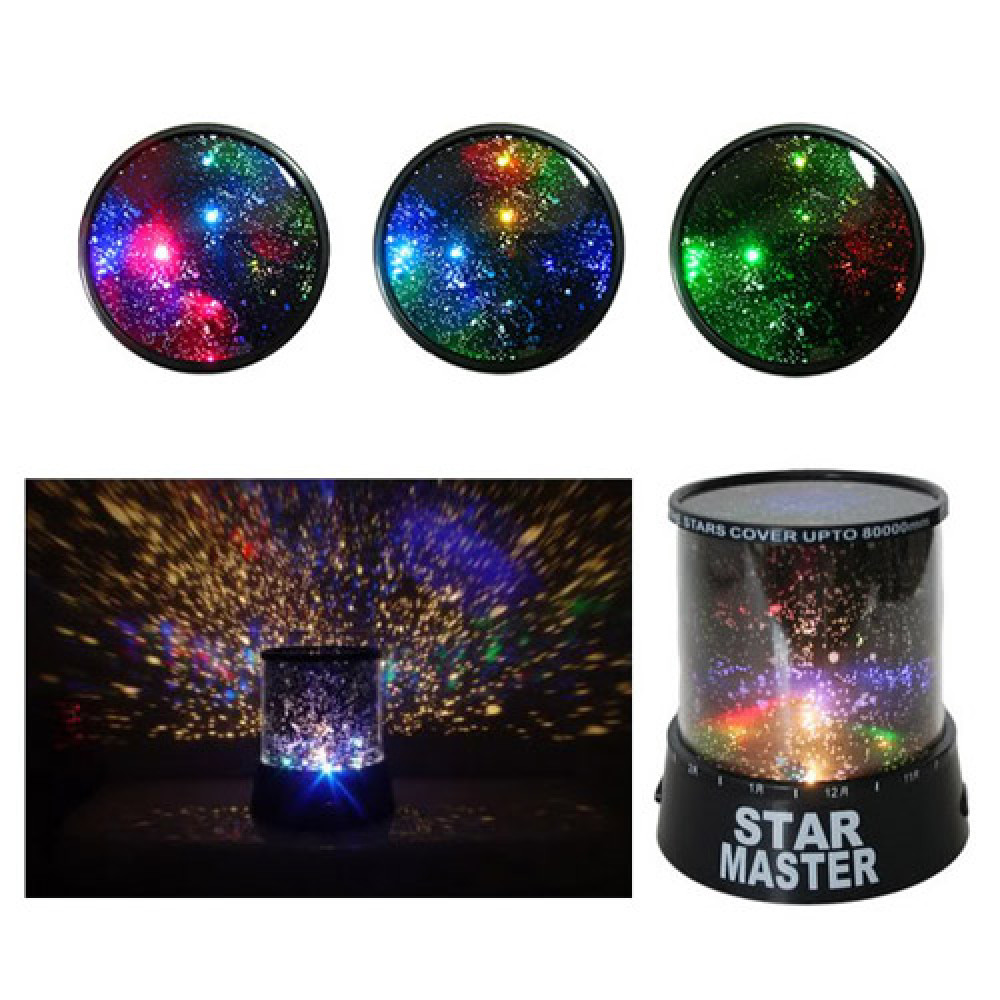 Star LED projector Star Master